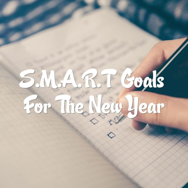 Smart Goals for the New Year